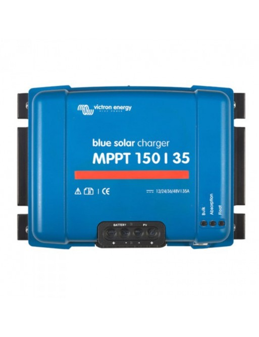 REGULADOR BLUESOLAR MPPT 150/100 (12/24/48 V- 100 A)
