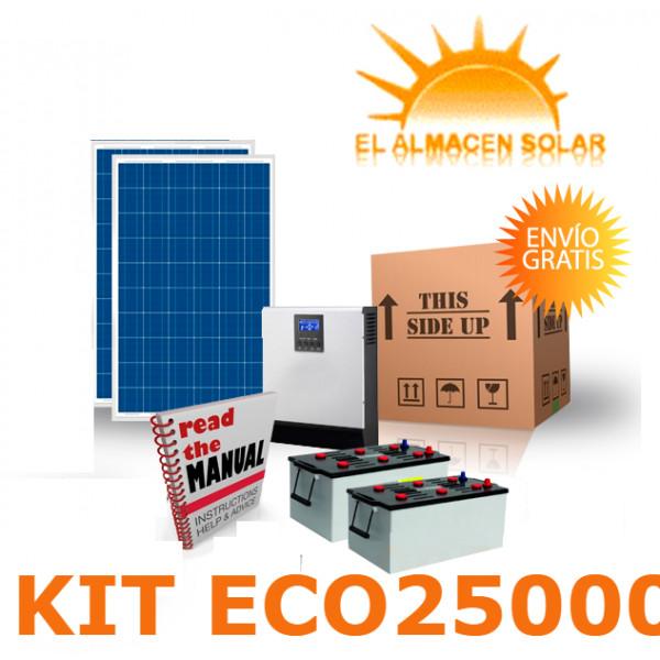KIT SOLAR ECO2500