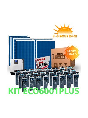 KIT SOLAR ECO6001PLUS