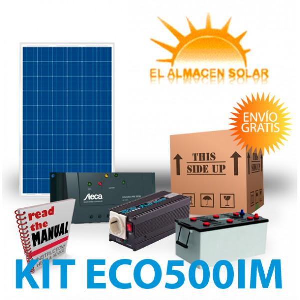 KIT SOLAR FOTOVOLTAICO  ECO500/IM